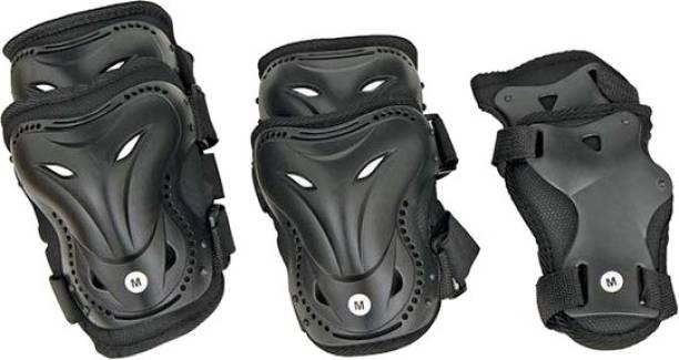 NIVIA Skate Protectors Adjustable Skating Guard Combo