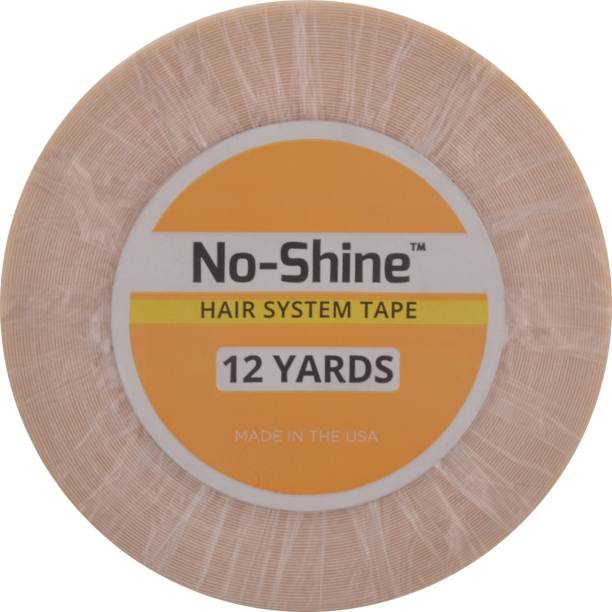 "WALKER TAPE No-Shine Hair System Tape 1""-12yards Hair Accessory Set"