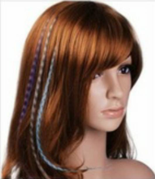 YOFAMA Feather  Extension Hair Extension