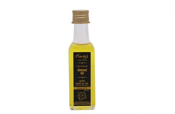 True Oils Gurbandi Almond Oil (100 ml) Hair Oil
