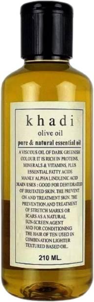 Khadi Herbal Olive Hair Oil