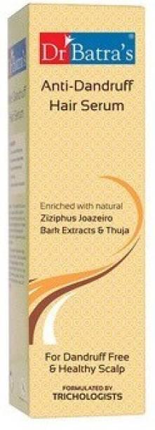 Dr. Batra's Anti Dandruff With Ziziphus Joazeiroband Thuja
