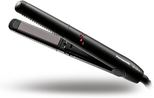 Panasonic 2 in 1 Straight and Curl EH-HV10-K62B Hair Straightener