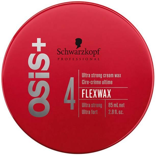 Schwarzkopf Osis Flexwax Ultra Strong Cream Wax Hair Wax