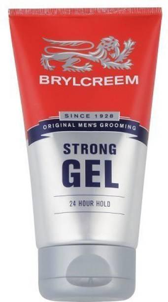 BRYLCREEM Strong 24 Hour Hold Gel Hair Gel