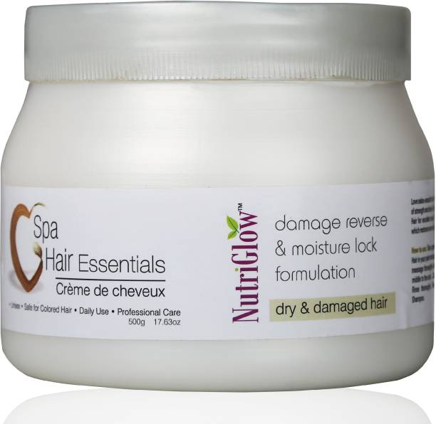 NutriGlow Spa Cream for Dry & Damaged Hair