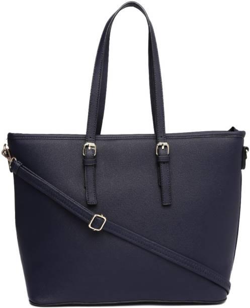 MAST & HARBOUR Women Blue Shoulder Bag