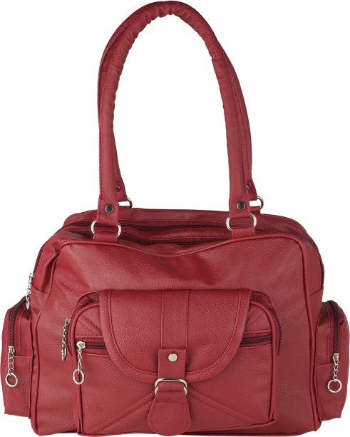 Leather handbags online india