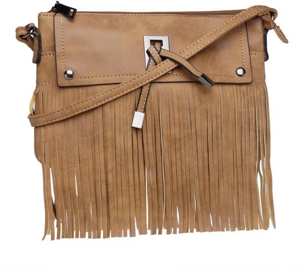 53bad3a0a8 Fur Jaden Sling Bags - Buy Fur Jaden Sling Bags Online at Best ...