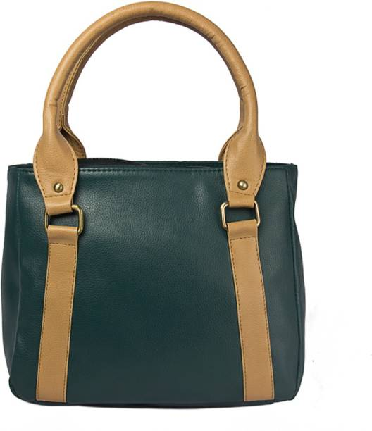 36adaa7c68 Green Handbags - Buy Green Handbags Online at Best Prices In India ...