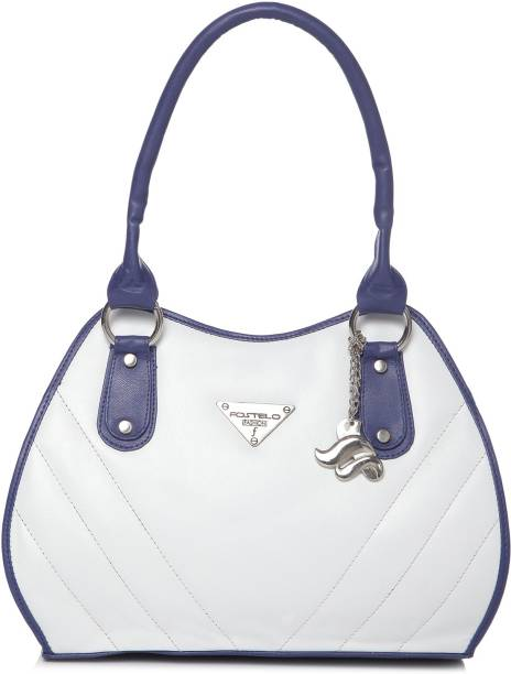 White Handbags - Buy White Handbags Online at Best Prices In India ... 8e07c6697122a