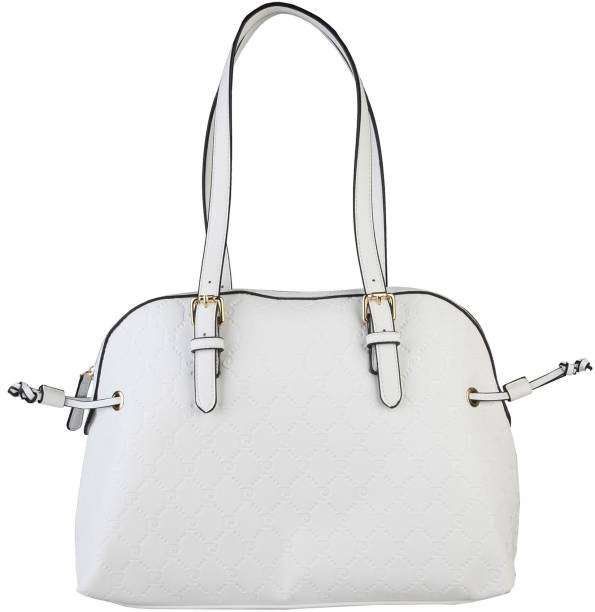 1ccf4297d82d White Handbags - Buy White Handbags Online at Best Prices In India ...