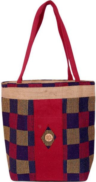 Jute Bags - Buy Jute Bags online at Best Prices in India  46a94a0ac5802