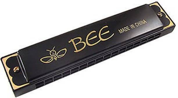 Bee Mouth Organ for Children 48 Holes Metal Bee