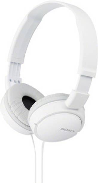 Sony MDR ZX110 Wired Headset without Mic