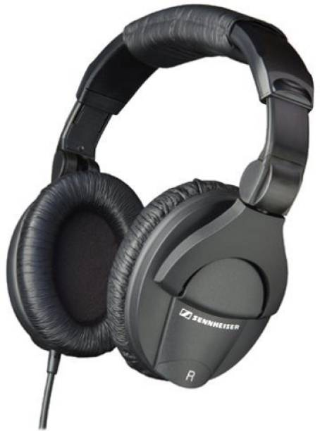 Sennheiser Hd 280 Pro Headphones Wired without Mic Headset