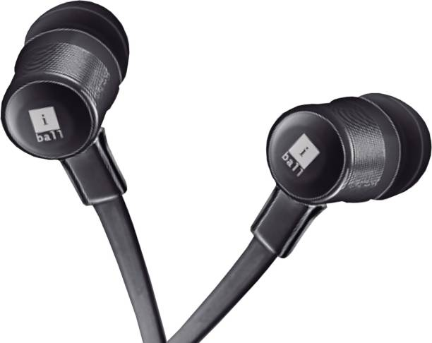 iBall Auric B9 Wired without Mic Headset