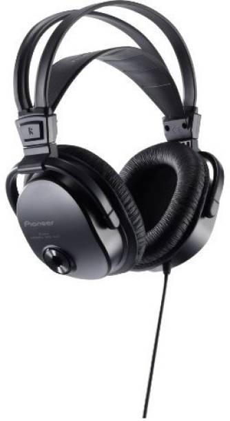Pioneer Enclosed Dynamic Headphones Se-M521 Headphone