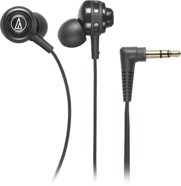 Audio Technica ATH-COR150 Wired without Mic Headset