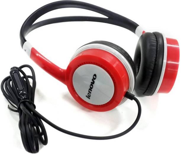 ceb530b50e3 Lenovo Headphones - Buy Lenovo Headphones Online at Best Prices In ...