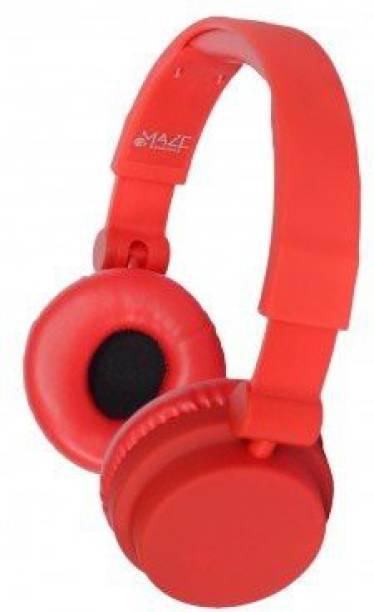 d6cc12fe54d4 Maze Exclusive Bluetooth Headphone W  Touch Gesture Feature Headphone