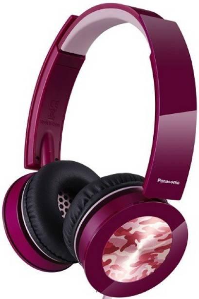 Panasonic RP-HXS400E-P Wired without Mic Headset