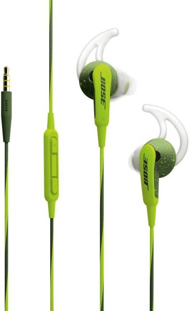 Bose SoundSport In Ear for Apple Devices Wired Headset with Mic