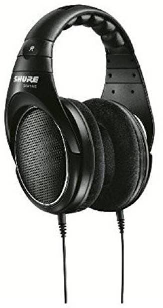 Shure Srh1440 Professional Open Back Headphones () Wired without Mic Headset