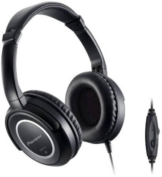 Pioneer Sealed Dynamic Stereo Headphones Se-M631Tv (Japan Import) Headphone