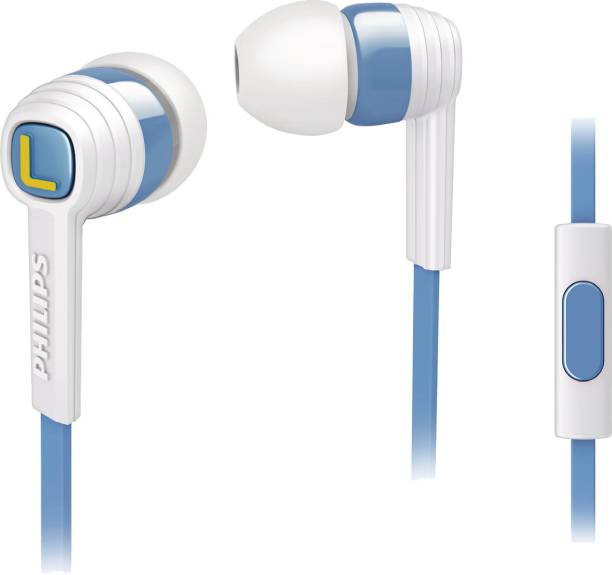 Philips SHE7055AR 00 Wired Headset with Mic 8dec0eb14f