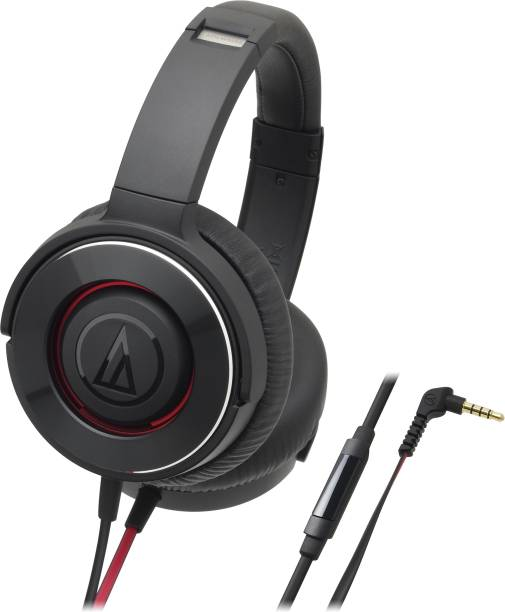 Audio Technica ATH-WS550iS BRD Wired Headset