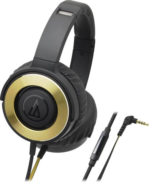 Audio Technica ATH-WS550iS BGD Wired Headset