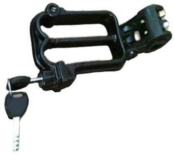 SHIONG Plastic Key Lock For Helmet