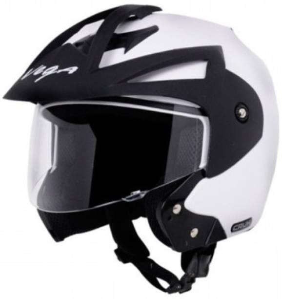 Vega Crux Of Open Face Motorbike Helmet