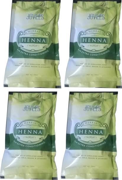 JOVEES Herbal Henna Mehandi pouch