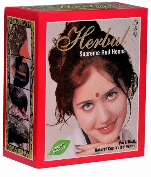 herbul Supreme Red Henna