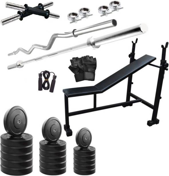 Star X 70 kg 70 kg Home Gym Combo PVC material Home Gym Combo