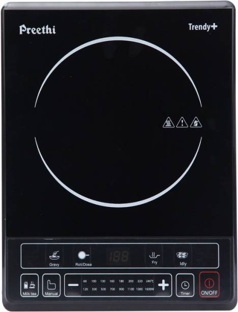 Preethi Trendy Plus IC 116 Induction Cooktop
