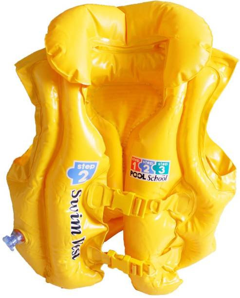INTEX Swimming life vest Deluxe Inflatable Swimming Vests
