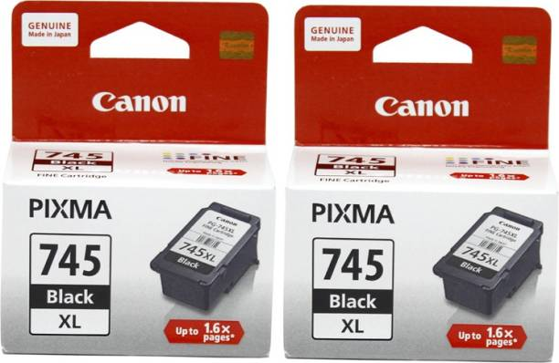 Canon PG-745XL Black Ink Cartridge
