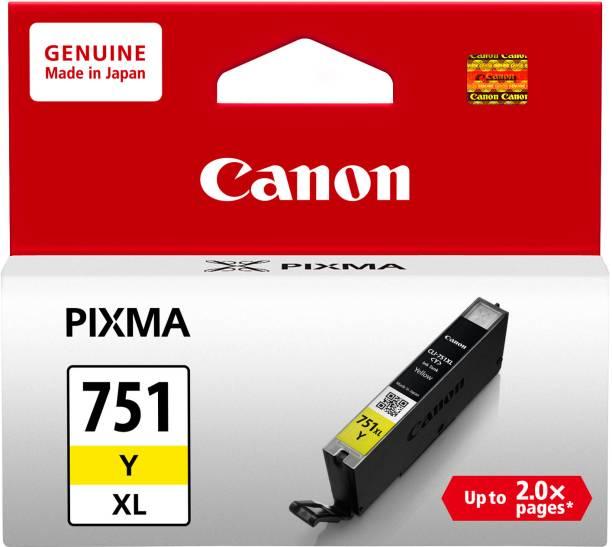 Canon CLI-751 Yellow XL Black Ink Cartridge