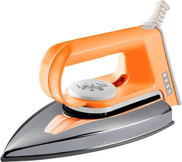 USHA 2102 Orange 1000 W Dry Iron