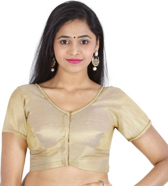 2602b8cbbca00 Solid Blouses - Buy Solid Blouses Online at Best Prices In India ...