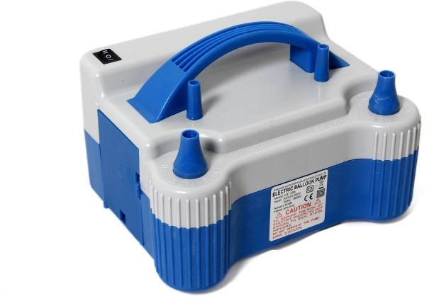 LALASHOP Blue Electric air ballon pump