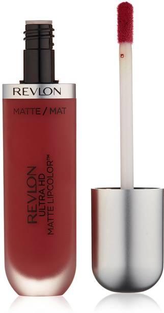 Revlon Ultra HD Matte Lipcolor, HD Passion