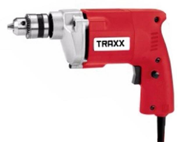 Digital Craft Red Horse,Mark 10mm 350 Watt Drilling Machine for Metal, Wood, Plastic, Tiles, Marble, Granite & Others Pistol Grip Drill