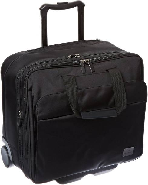 33aa0c623687 Victorinox Werks Professional Officer 17 Expandable Overnight Wheeled Case  With Tablet Or eReader Pocket Small Travel