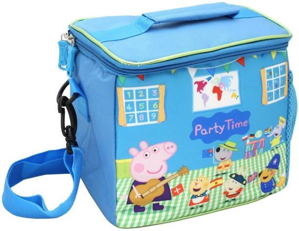 Shopat7 Party Time Lunch Bag For Kids To Store Their Valuables Lunch Bag 7b50b1081cd5b