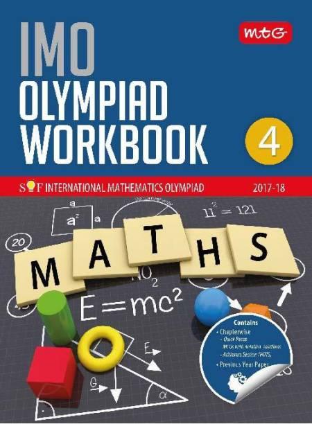 International Mathematics Olympiad (IMO) Work Book Class 4