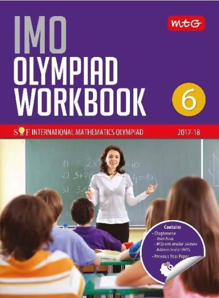 International Mathematics Olympiad (IMO) Work Book Class 6